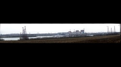Южно-Українська АЕС / South-Ukraine Nuclear Power Plant (3 power units based on  WWER-1000 reactor), Ukraine