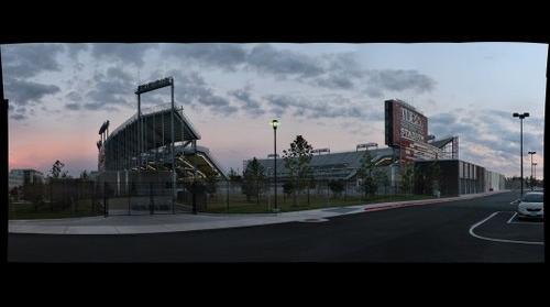 TDECU Stadium University of Houston Sunset 3847 Holman St Houston TX 77004