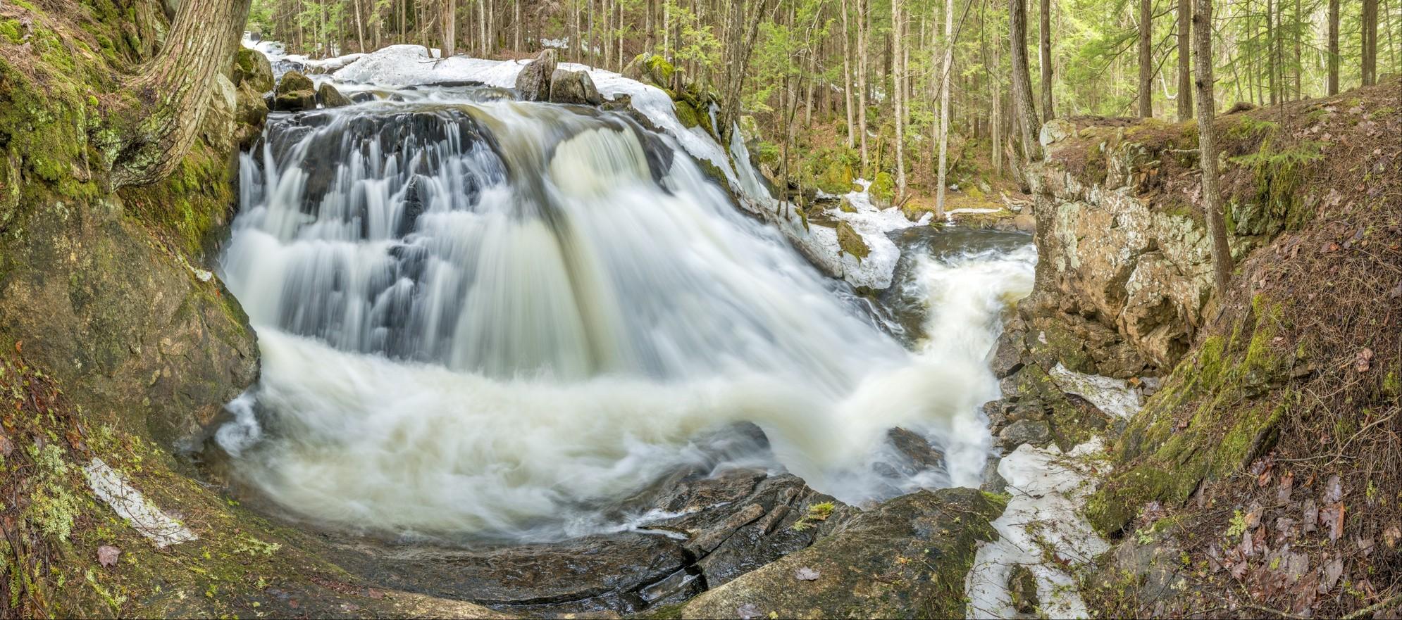 Bicknell Big Falls