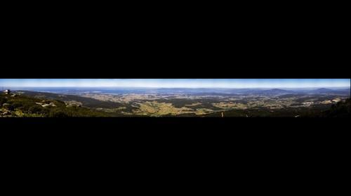 Panorámica de la Ría de Arosa