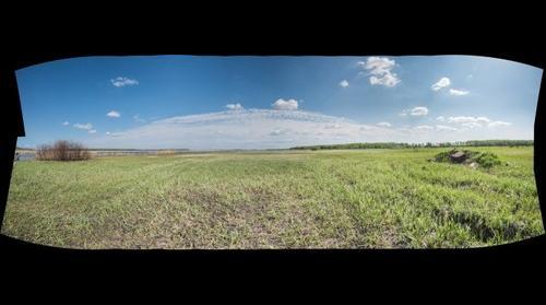 Belozersk ponds