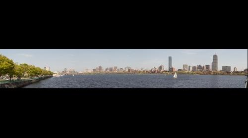 Charles River from MIT