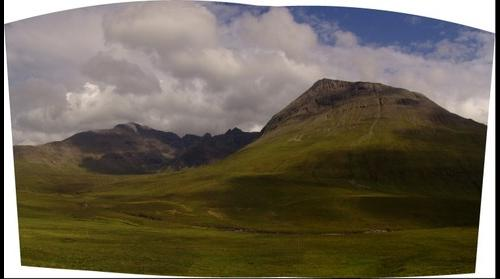Cullins mountains - isle of skye - uk