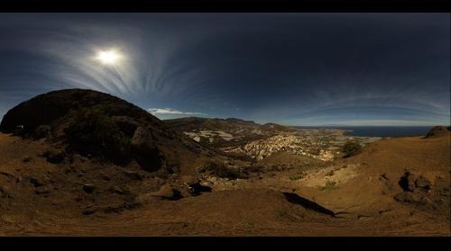 Montaña de Gáldar. Isla de Gran Canaria