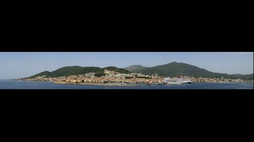 Ajaccio Harbor 2008 (Corsica, France)