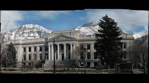 Provo County Courthouse