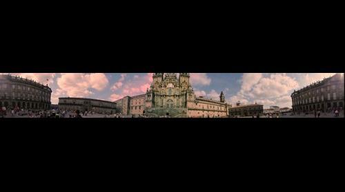 Santiago de Compostela en 360�