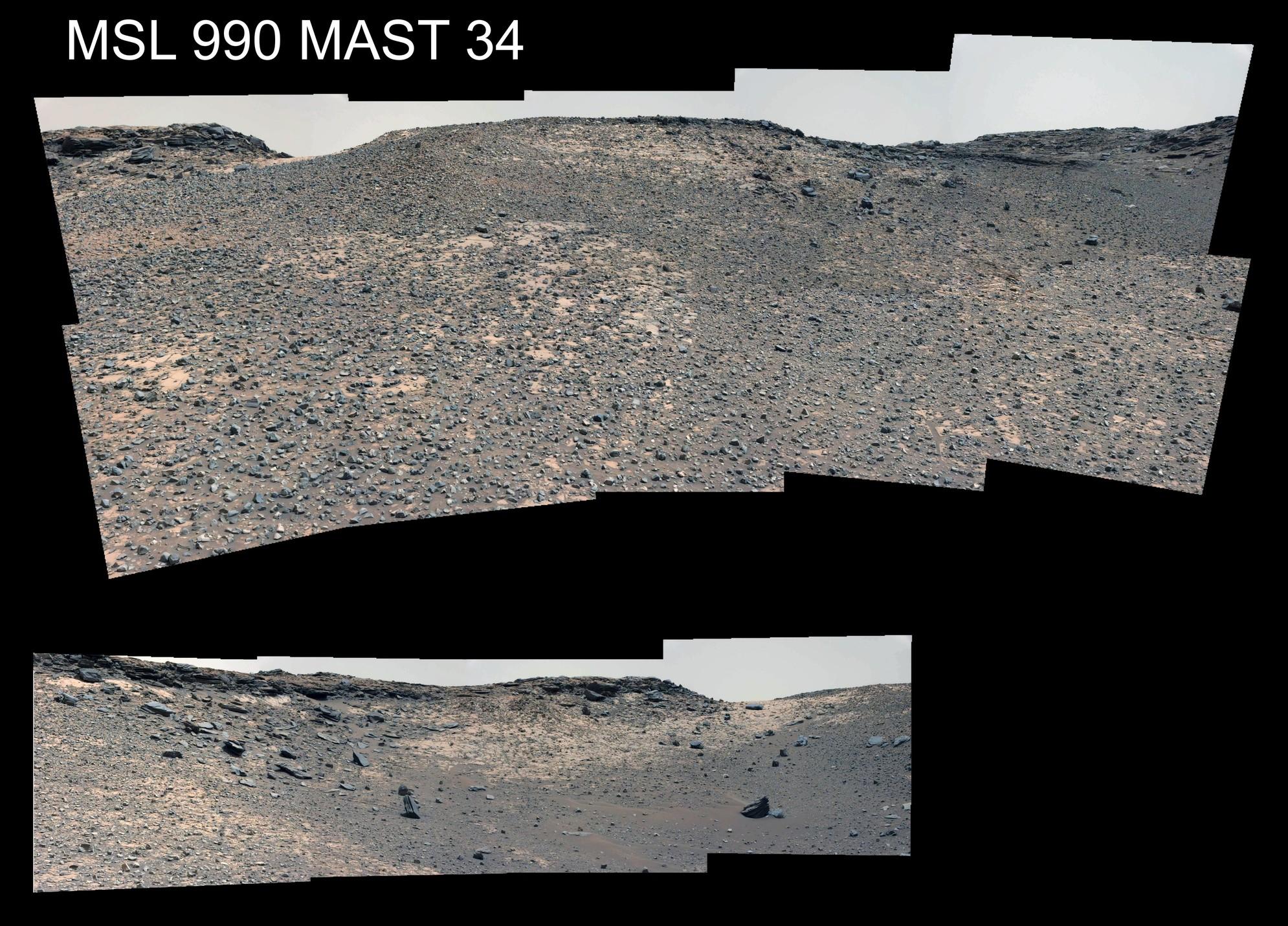 MSL 990 MAST 34