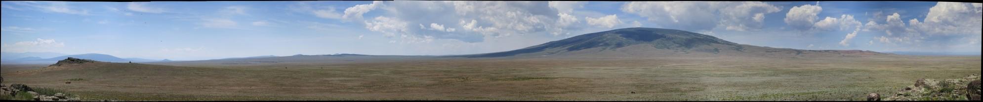 San Antonio Mountain, Rio Arriba County, NM, July 2014