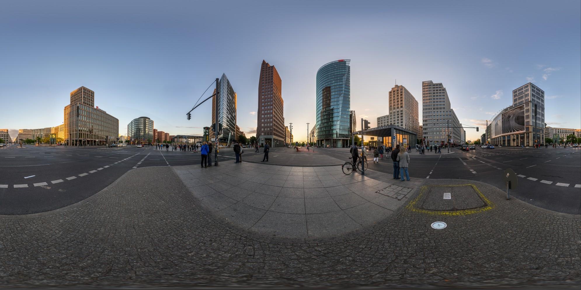 Berlin, Pottsdamer Platz