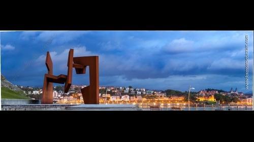 Construcción Vacía, del artista Jorge Oteiza