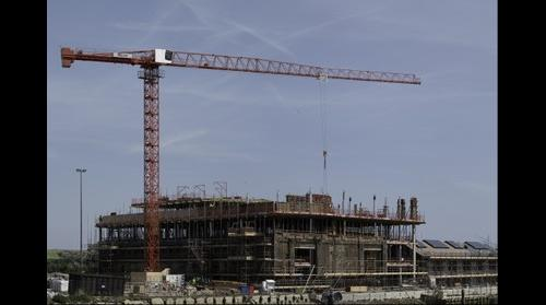 UTC Harbourside Build