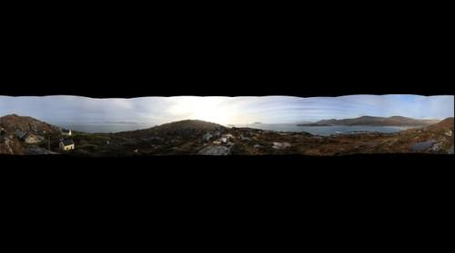 Lambs Head Panorama