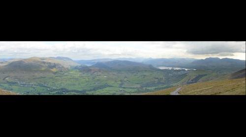 View SW from Blencathra