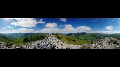 Du sommet du Puy Griou