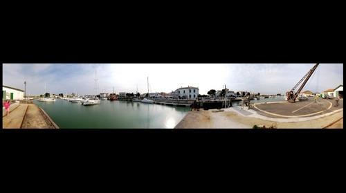 Ars en Ré, le port