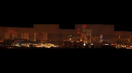 Night katowice