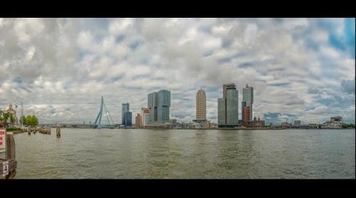 Kop van Zuid-Rotterdam