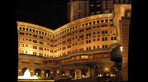 The Peninsula Hotel, Hong Kong