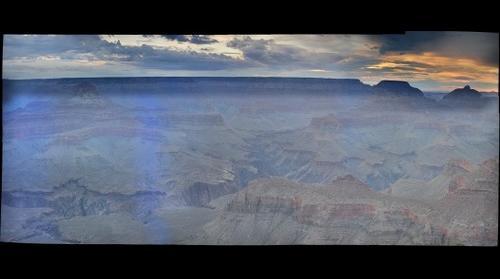 Grand Canyon Sunrise July 4 2015