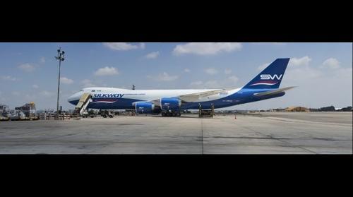SilkWay - Boeing 747-800