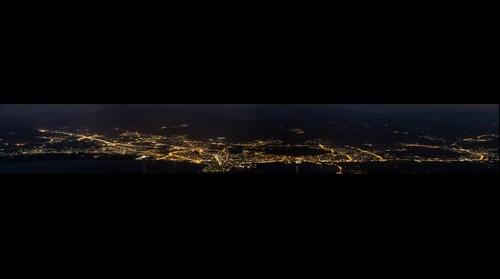 Night view of Ioannina