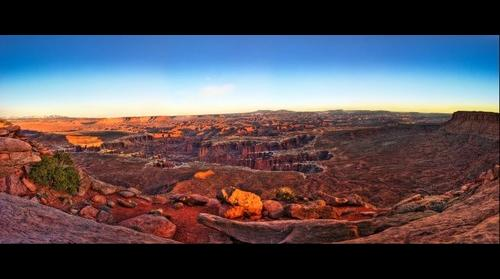 Canyonlands HDR