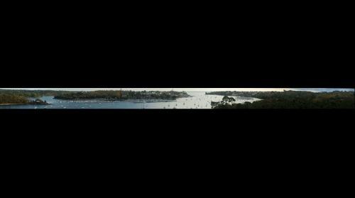 pont de cornouaille vue benodet