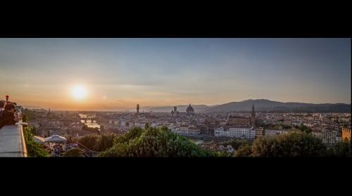 Florence (Firenze) Dusk