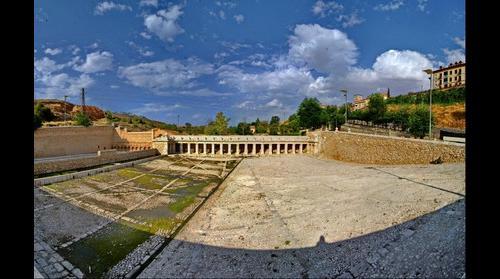 La fuente Grande de Ocaña, Spain