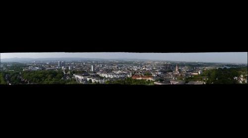 Mainz: vom Augustusplatz nach Norden 2