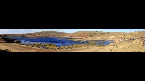 Lake Umayo and wetland