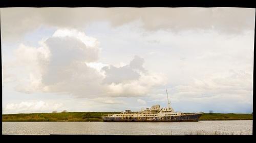 Bird's Landing Barge