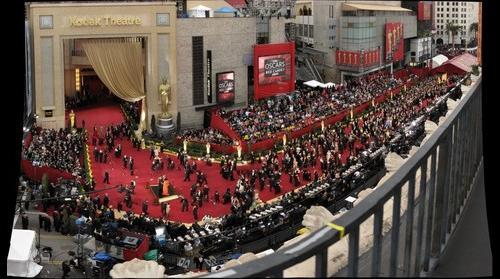 AP Oscars Gigapan