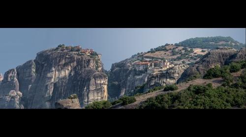 Monasteries at Meteora