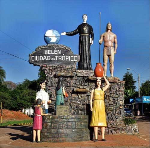 Resultado de imagen para belen paraguay