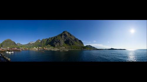 Lofoten Islands - Village of A