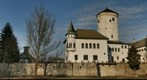 Budatin castle