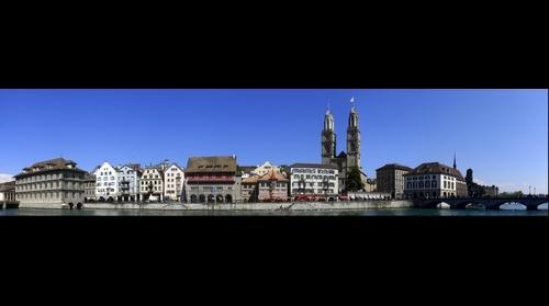 Zuerich old town