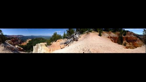 Bristlecone Overlook, Cedar Breaks Amphitheater