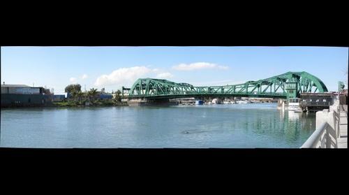 Park Street Bridge, Alameda