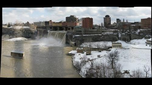 High Falls Rochester NY