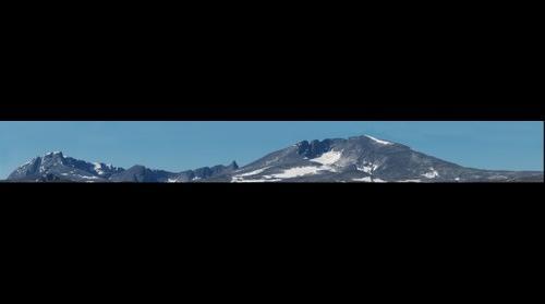 Snohetta Mountains - Dovrefjell