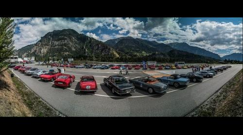 Passione Engadina / First Stop Cazis