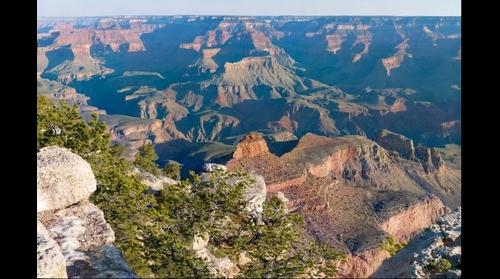 Grand Canyon from Yaki Point
