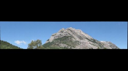 Waterton Park - Crandell Mountain
