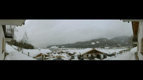 Flachau day view