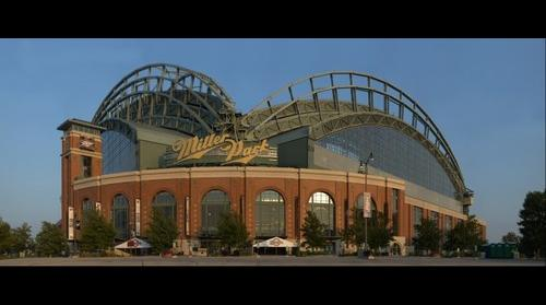 Miller Park - Home of the Milwaukee Brewers