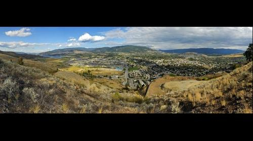 The City of Vernon British Columbia Canada