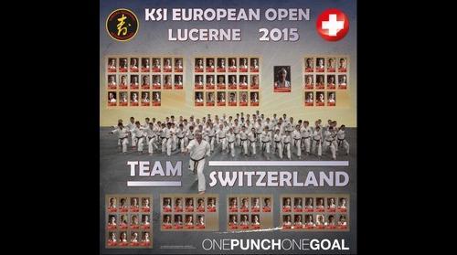 Kimura Shukokai Team Switzerland 2015